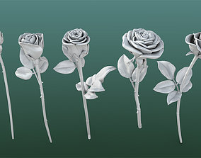 Rose Printable 3D