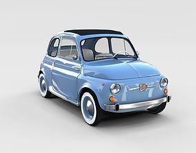 Fiat Nuova 500 1957 rev 3D model