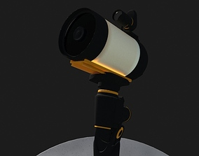 EdgeHD CGEM Telescope 3D