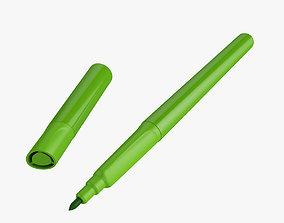 3D Felt tip pen