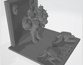 Mark of the Beast 3D printable model