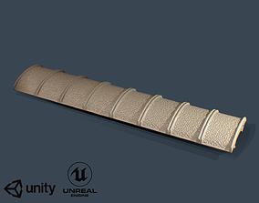 Rail Panel 3D model