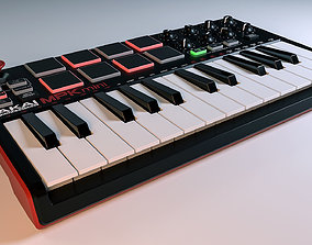 Akai MPK mini II 3D technology