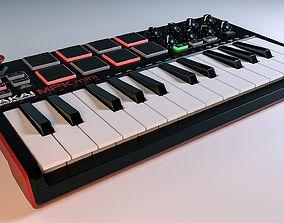 3D model Akai MPK mini II