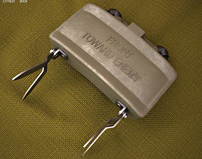 3D M18 Claymore mine