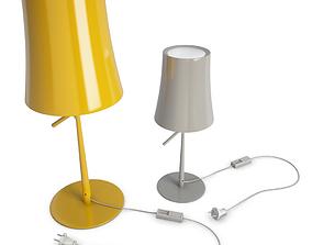 3D Birdie Table Lamp