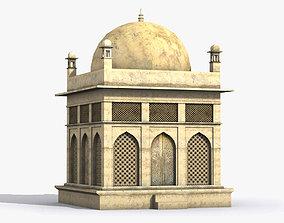 3D model Arab x14
