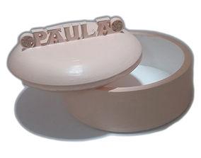 PAULA 3D jewerly box with lauburus