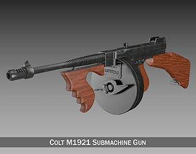 Colt Model1921 Thompson Submachine Gun acp