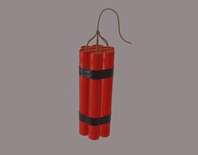 3D model Dynamite Bundle