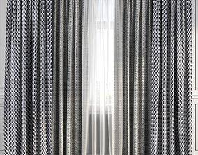 Curtain Set 227 3D