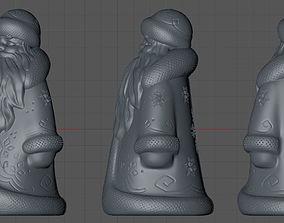 3D print model Santa