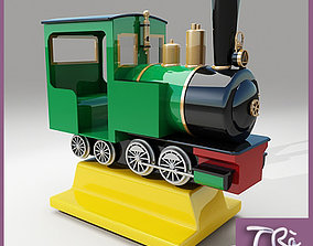 3D KIDDY RIDE TRAIN gaming