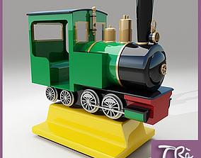 3D KIDDY RIDE TRAIN