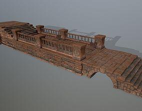 3D asset ruin set 1