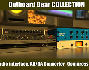 Outboard Gear COLLECTION 3D