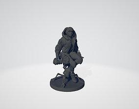 Apex Legends Wattson 3D print OBJ 3dprinting