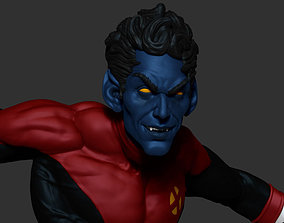 3D model Nightcrawler