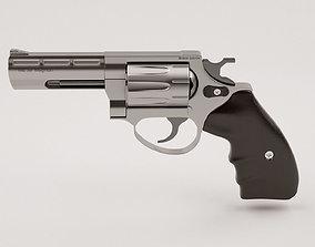 3D model Magnum Revolver