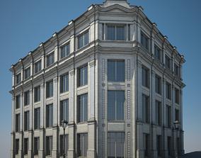 3D Apartment Building 09
