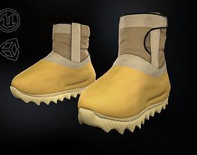 Yeezy Boots Season 8 3D asset