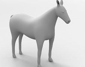 3D ready Horse