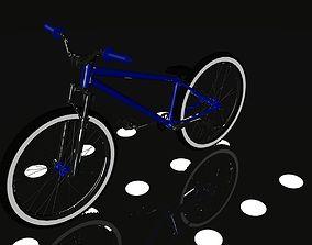 3D model Mountain Bike MTB DirtJump