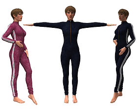 3d realistic womans clothing