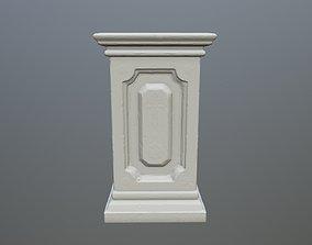 tombstone 6 3D print model
