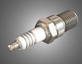 3D model model Spark Plug