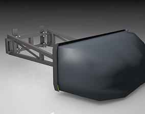 3D printable model material slide