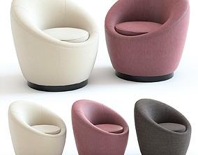 The Sofa and Chair Co - Bailey Armchair 3D model