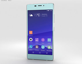 3D Gionee Elife S7 Maldives Blue
