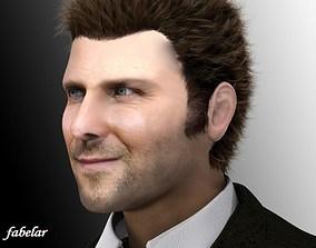 Bradley Cooper 3D model