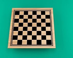3D asset ChessBoard
