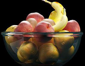 fruits set 2 3D model