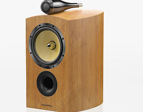 Bowers and Wilkins 805 D2 Cherrywood 3D model