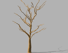 Winter Tree 3D printable model