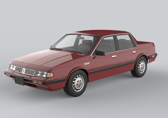Oldsmobile Cutlass Ciera 1990