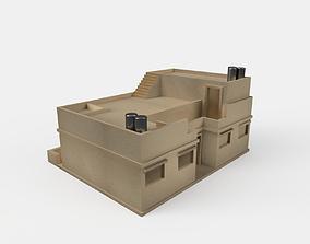 Arabian house 3D print model
