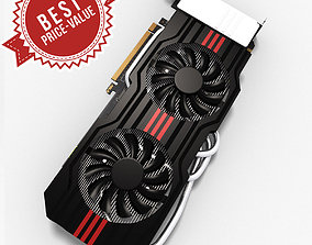 Graphic card Nvidia Geforce GTX 660 ti 3D