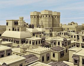 Persian Ancient City 3D model