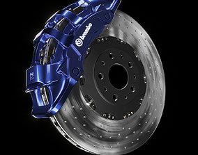 3D model Brembo Brakes