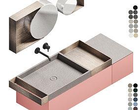 Rexa Design Compact Living 130 Set 1 3D
