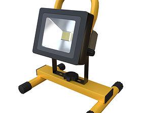 3D model Portable Work Light