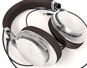 SONY MDR1-A Headphones 3D