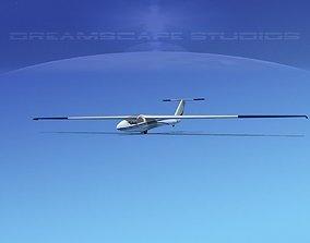 3D asset SZD-36 Cobra Glider V08
