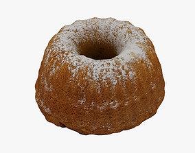 Gugelhupf Cake 001 3D