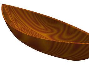 Canoe 1 3D model