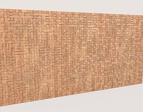 Parametric Wall 06 3D
